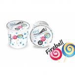 Ice Frutz 120g : Size:T.U, Color:FIREBALL