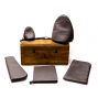 Embery Wood Envolve Gold Black