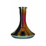Vase Russian Spirit Fancy : Size:T.U, Color:PEARL PURPLE