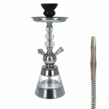 EL-BADIA CELESTE JUNIOR 2.0 Hookah : Size:T.U, Color:CARBON