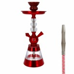 EL-BADIA CELESTE JUNIOR 2.0 Hookah : Size:T.U, Color:ROUGE