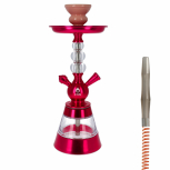 EL-BADIA CELESTE JUNIOR 2.0 Hookah : Size:T.U, Color:ROSE