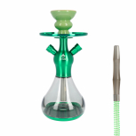 EL-BADIA CELESTE X1 Hookah : Size:T.U, Color:GREEN MINT