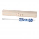 Manche Moze Breeze : Size:T.U, Color:SILVER BLUE
