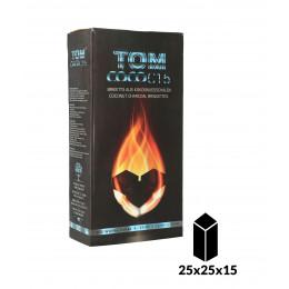 Cubetti di carbone TOM COCOCHA 3Kg BLU