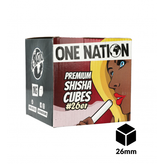 Charbons One Nation C26 1kg