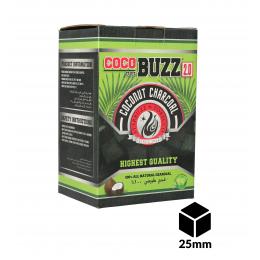 Carbones COCOBUZZ 2.0