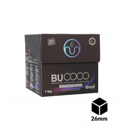 Charbon Oduman Bucoco 26mm 1kg