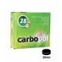 Charbons CARBOPOL 28mm boite de 100