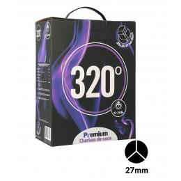 Charbons 320° Disc 3b Xl 4kg