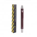 Manche Aeon Vyro Carbon 17cm : Size:T.U, Color:RED