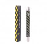 Manche Aeon Vyro Carbon 17cm : Size:T.U, Color:VOLT