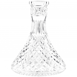 Vase Jeschken Triangle Clear