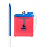 MS MICRO Hookah : Size:T.U, Color:PINK / BLUE