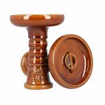 HC CASCADE Bowl : Size:T.U, Color:MARRON
